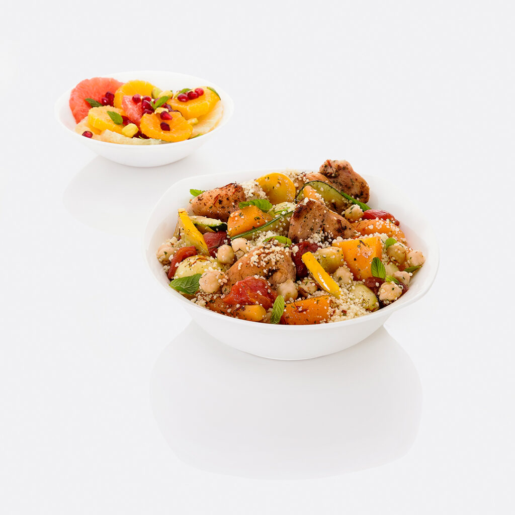 Chicken Couscous by Tanmia
