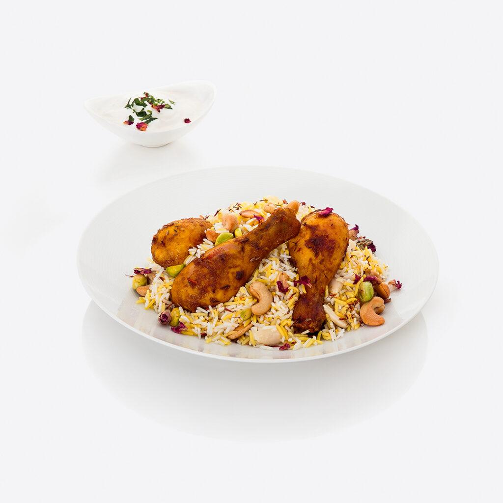 Biryani Chicken by Tanmia